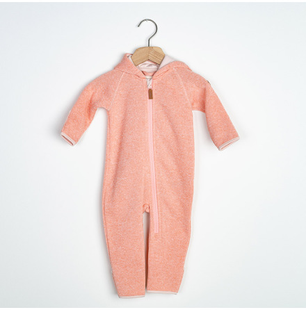 Eden - Fleece suit for baby