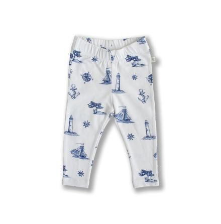 Edison - Printed leggings for baby