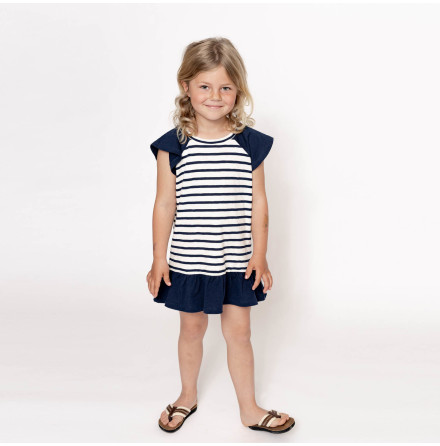 Belle - Jersey dress for children