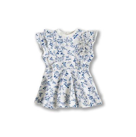 Rila - Printed jersey dress for children