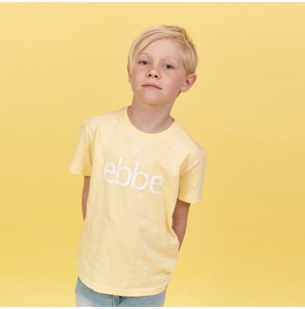 Hendrix - Tee with ebbe logo for children