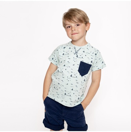 Hector- Printed tee for children