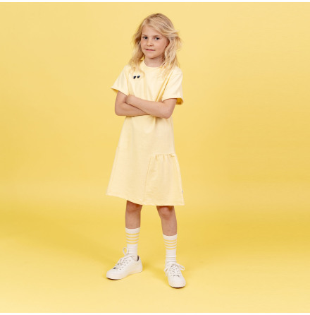 Harlow - Yellow dress for children