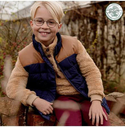 Buster Quilted Vest