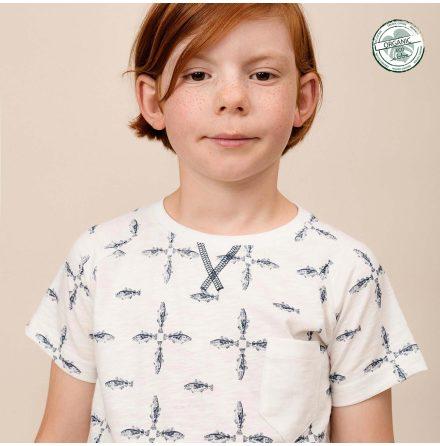 Tucker Short sleeved T-shirt