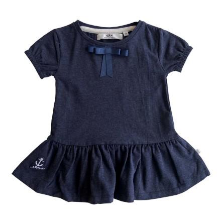 Gigi - Navy blue dress for children