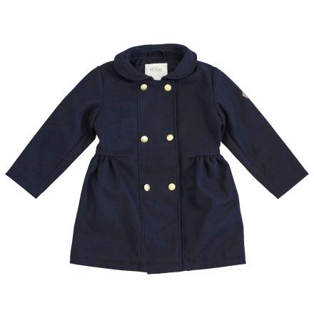 Darryl - Classic coat for girls