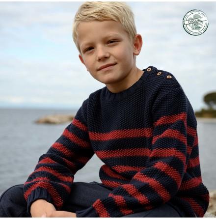 Melker Breton Sweater