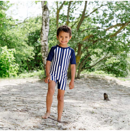 Tage - Beachsuit for children, UPF50+ protection