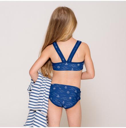 Ariel - Bikini for children, UV-protection (UPF 50+)